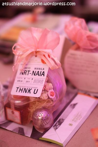 Wedding Favor Ideas For Principal Sponsors : principal sponsors wedding favors On Chocolate Hill